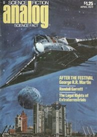 Analog April 1977 cover