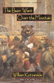 The Bear Went Over the Mountain cover