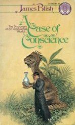 Case of Conscience 1970s cover