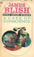 Case of Conscience 1960s cover