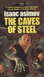 Caves of Steel 1970s cover