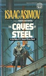 Caves of Steel 1980s cover