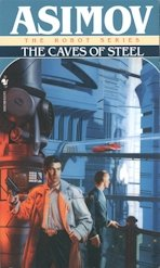 Caves of Steel 1990s cover