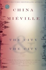 The City & The City trade paperback cover