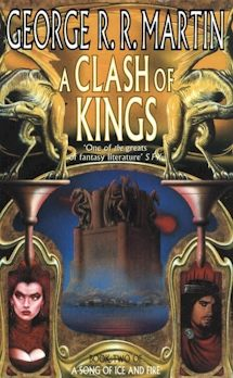 A Clash of Kings UK cover