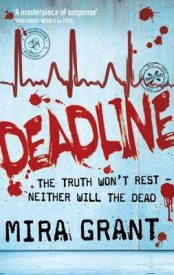 UK cover of Deadline