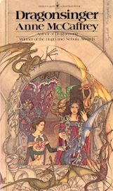 Dragonsinger 1978 cover