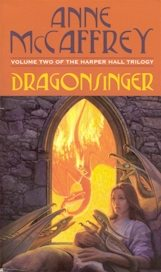 Dragonsinger 2003 cover