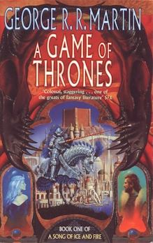 A Game of Thrones UK cover