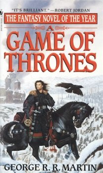 A Game of Thrones US cover