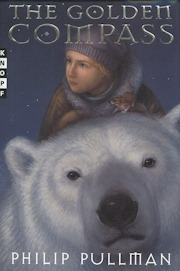 The Golden Compass hardback cover