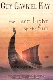 Last Light of the Sun US cover