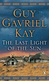 Last Light of the Sun Canadian cover