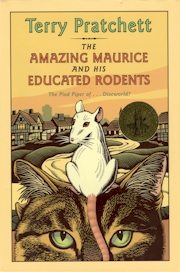 Amazing Maurice and his Educated Rodents USA cover