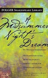 A Midsummer Night's Dream current cover