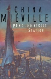 Perdido Street Station UK cover
