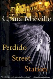 Perdido Street Station USA cover