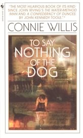To Say Nothing of the Dog paperback cover