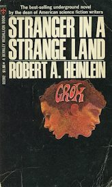Stranger in a Strange Land 1970s cover