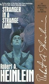 Stranger in a Strange Land new cover