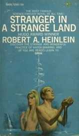 Stranger in a Strange Land 1960s cover