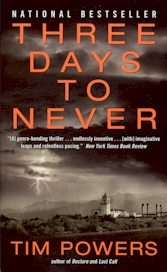 Three Days to Never paperback