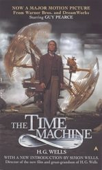 Time Machine 2002 movie cover