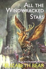 All the Windwracked Stars hardcover