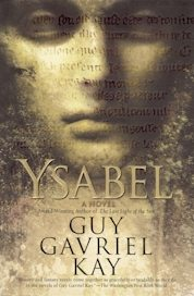 Ysabel US cover