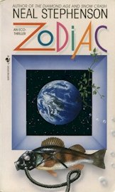 Zodiac the Eco-Thriller paperback